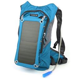 ECEEN Solar Hydration Backpack 7 Watts Solar Phone Charger w
