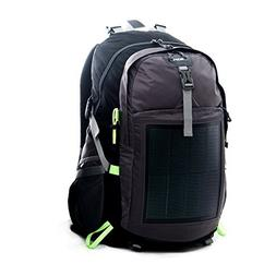 Hanergy Professional Hiking Camping Solar Backpack with Buil