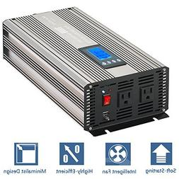 MarchInn 2000W  Pure Sine Wave Solar Power Inverter Off Grid