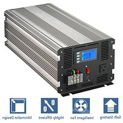 MarchInn 5000W  Pure Sine Wave Solar Power Inverter Off Grid