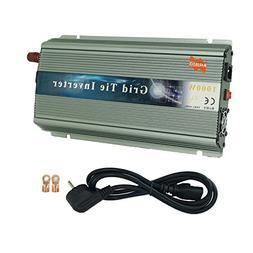 MarsRock 1000W 12V Wind 18V Grid Tie Pure Sine Wave MPPT Sol
