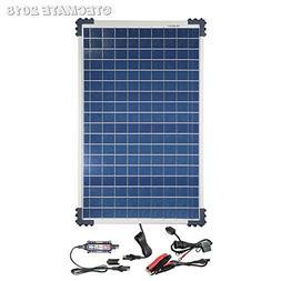 OptiMATE SOLAR + 40W Solar Panel, TM-523-4, Solar Pulse Char