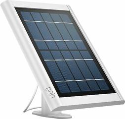 Ring - Spotlight Solar Panel for Ring Spotlight Cam - White