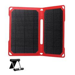 SUAOKI 14W Portable Solar Charger Foldable ETFE Solar Panel