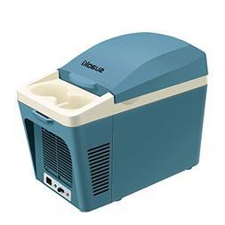 SUAOKI Portable Car Fridge Electric Cooler and Warmer 12V fo