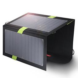 Solar Panel X-DRAGON 20W SunPower Solar Phone Charger with S