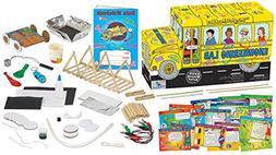 The Magic School Bus Lab Series - Engineering Lab - Includin