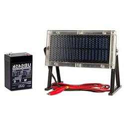 Universal Power Group UB645 6V 4.5Ah Battery for Wildgame In