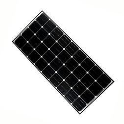 CLEARANCE SALE- ALEKO 140W Monocrystalline Solar Panel 12 Vo