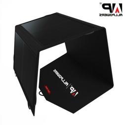 ALLPOWERS 18V 21W Monocrystalline Silicon Solar Panel Foldin