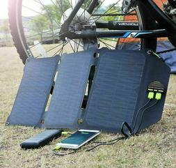 ALLPOWERS 21W Solar Panel Solar Cells Dual USB Solar Charger