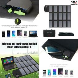 ALLPOWERS Portable Solar Panel Charger 100W 18V 12v Foldable