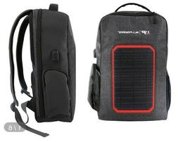 ALLPOWERS SOLAR BACKPACK With Built In 7W Solar panel 6000mA