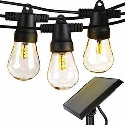 ambience solar powered string lights