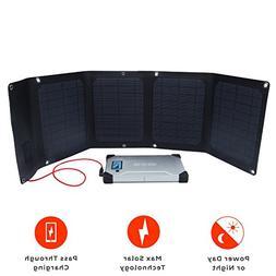Voltaic Systems Arc 20 Watt Rapid Solar Laptop Charger, 24,0