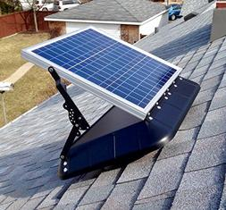 SRS SUNRISE SOLAR INC Solar Attic Fan FB 1600 TLT FT - 30 Wa