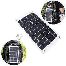 Backpack Solar Panel Charger 5 V 7.5 W Portable Ultra-light
