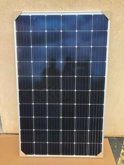 Bloomberg Tier 1, 300W Solar Panel - 60 Cells Mono, Brand Ne