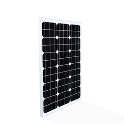 XINPUGUANG Brand 12 vlot 60W Monocrystalline Silicon 60 watt