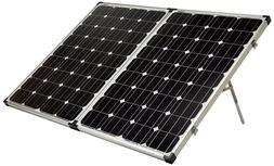 Brand New 160 watt Zamp Solar Portable Panel