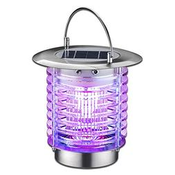 GutReise Bug Fly Insect Mosquito Killer Zapper,Solar Electri