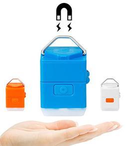 Camping Lantern Flashlight 1.59OZ 200 90 30LM USB Solar Pane