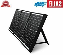 cargador solar panel plegable portátil fuera de la red con