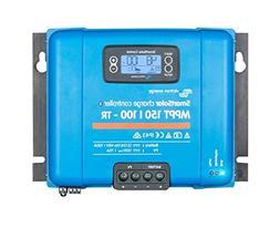 AM Solar CCTRL-VT-MPPS-100A Charge Controller, Black