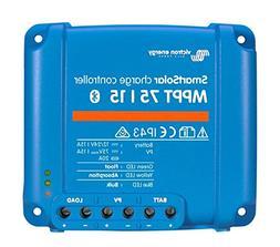 AM Solar CCTRL-VT-MPPS-7515 Charge Controller, Black