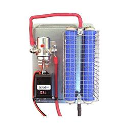 12 Volt Wind and Solar Charge Controller w/ LED Display & 60
