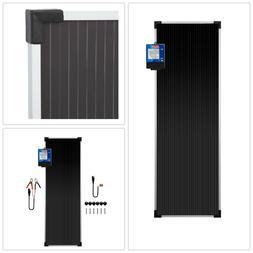 Sunforce Coleman 18 Watt 12 V Solar Panel Kit with 7 Amp Cha