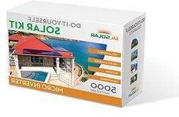 5Kw Complete DIY Solar Kit 260W Watt REC Solar Panels Enphas