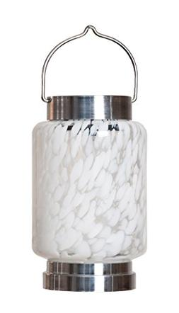 Allsop Home and Garden Solar Boaters Lantern Cylinder, Handb