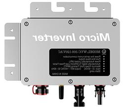 KaiDeng 300 Watts DC22-50V to 120V/230Vac MPPT IP65 Waterpro