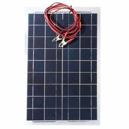 Development Boards - Developement Board - 30W 12V Semi Solar