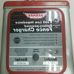 Parmak DF-SP-LI Solar Pak 6 Low Impedance 6-Volt Battery-Ope