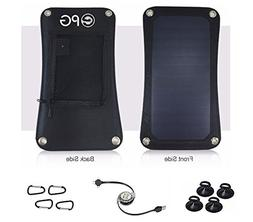 ePGes™ Solar Charger for charging of Power-Banks,Cell-/Sma