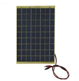 ECO-WORTHY 10 Watts 12 Volts Epoxy Solar Panel Module 12V Ba