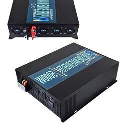 WZRELB 5000W High Efficiency Solar Power Off Grid 24V DC Vol