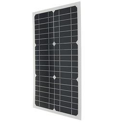 Elfeland EL-07 18V 20W 42x28x0.25cm Semi Flexible Solar Pane