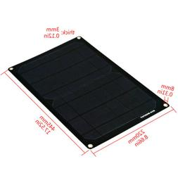 20Watt Epoxy Solar Panel Kit with 10A Controller for 12V Out