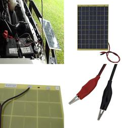 ECO-WORTHY 10 Watts 12 Volts Epoxy Solar Panel Module 12V Ba