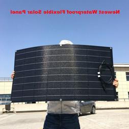 etfe 100w 18v flexible solar panel solar