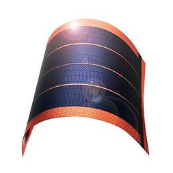 fexible solar panel power
