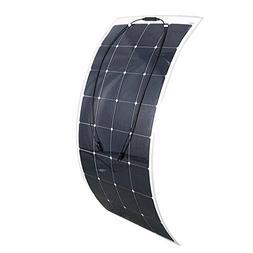 ECO-WORTHY Solar Panel 160 Watt 12 Volt Monocrystalline Flex