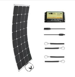 Flexible Solar Panels: HQST 300 Watt 12 Volt Monocrystalline