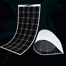 Magic Whale 20V 100W Flexible Solar Panel For Motorhome Boat