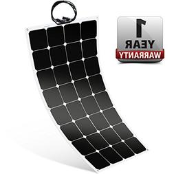 Winnewsun Flexible Solar Panel,SunPower Solar Panel 100w 18V