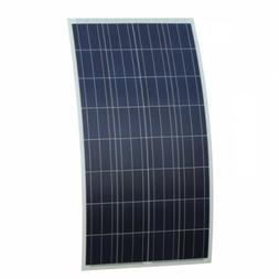 TESUP 100W Flexible Solar Panel RJB  - Made in Europe