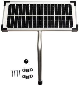 Mighty Mule FM123 10-Watt Solar Panel